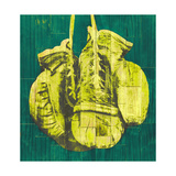 Boxing Gloves - Green