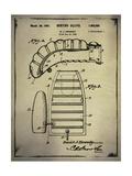 Boxing Glove Patent 2 Buff