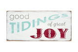Good Tidings and Joy