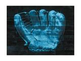 Baseball Glove - Blue