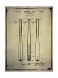 Baseball Bat Patent Buff
