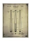 Baseball Bat Patent Buff