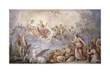 Quarrel Between Athena and Poseidon  1787
