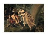 Thetis Comforting Achilles