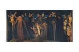 Blessing of the Dead of the Sea  a Day of the Dead Tradition in Viareggio  1916