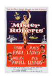 Mister Roberts  Henry Fonda  William Powell  James Cagney  Jack Lemmon  1955