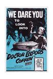 Doctor Blood's Coffin  Kieron Moore  Hazel Court  1961