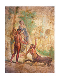 Heracles and Nessus at Evenus River Ancient Roman Artist  C 30-45