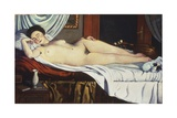 Sleeping Venus  (Naked Woman on a Bed) Woman