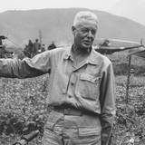 Brig Gen Edward A Craig  Commanded the 1st Provisional Marine Brigade in Korea
