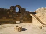 Castle of Al-Hallabat (Qasr Al-Hallabat)  4th-8th Century  Jordan
