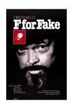F for Fake  (Aka Verites Et Mensonges)  Orson Welles  1976