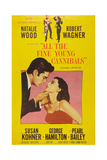 All the Fine Young Cannibals  Robert Wagner  Natalie Wood  1960