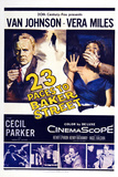 23 Paces to Baker Street  Top from Left: Van Johnson  Vera Miles  1956
