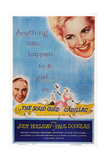 The Solid Gold Cadillac  from Left: Paul Douglas  Judy Holliday  1956