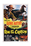 Rim of the Canyon  Gene Autry  1949
