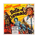 Bells of Coronado  Left and Right: Roy Rogers; Center: Dale Evans  1950