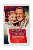 Men are Such Fools  from Left: Priscilla Lane  Wayne Morris  1938
