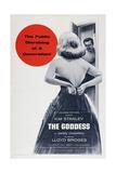 The Goddess  from Left: Kim Stanley  Lloyd Bridges  1958