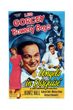 Angels in Disguise  from Left  (In Color)  Jean Dean  Leo Gorcey  Gabriel Dell  Huntz Hall  1949