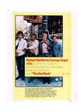 The Hot Rock  from Left: Paul Sand  Ron Liebman  Robert Redford  George Segal  1972