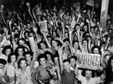 V-J Day (Victory over Japan) Celebrations in Oak Ridge  Tennessee