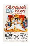 Casanova's Big Night  1954