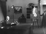 President Eisenhower Speaks to the Nation on Cold War Tensions over Berlin