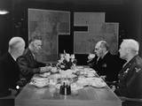 US Military Leaders in Conference
