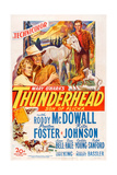 Thunderhead  Son of Flicka  from Left: Rita Johnson  Preston Foster  Roddy Mcdowall  1945