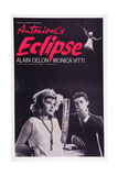 Eclipse  (Aka L'Eclisse)  Bottom L-R: Monica Vitti  Alain Delon  1962