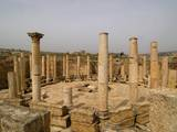 The Macellum  Jerash  Jordan  211