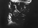 US Infantrymen Near Heartbreak Ridge  in Tunnel Positions  40 Yards from the Communists