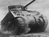 The Sherman Tank Was the Primary Battle Tank of the U S and Western Allies from 1942-45