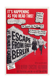 Escape from East Berlin  1962