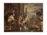 Martyrdom of Santa Giustina