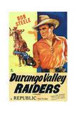 Durango Valley Raiders  Bob Steele  1938