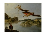 Landscape with Fall of Icarus