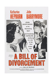 A Bill of Divorcement  from Left: Katharine Hepburn  John Barrymore  Billie Burke  1932
