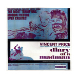 Diary of a Madman  from Left: Nancy Kovack  Vincent Price  1963