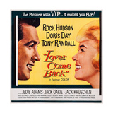 Lover Come Back  from Left: Rock Hudson  Doris Day  1961
