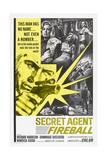 Secret Agent Fireball  1965