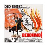 Geronimo!  (Aka Geronimo)  Chuck Connors  1962