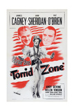 Torrid Zone  from Left: James Cagney  Ann Sheridan  Pat O'Brien  1940