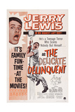 The Delicate Delinquent  Jerry Lewis  1957