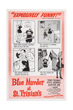 Blue Murder at St Trinian's  Lower Right: Sabrina  1957