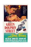 Green Dolphin Street  Richard Hart  Lana Turner  Van Heflin  1947