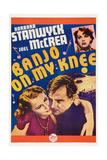 Banjo on My Knee  Top: Katherine Demille; Bottom from Left: Barbara Stanwyck  Joel Mccrea  1936