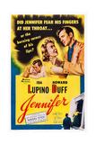 Jennifer  from Left: Ida Lupino  Howard Duff  1953