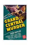 Grand Central Murder  Van Heflin  1942